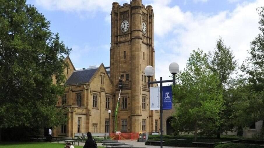 The University of Melbourne é uma opção para estudantes que buscam intercâmbio da Austrália
