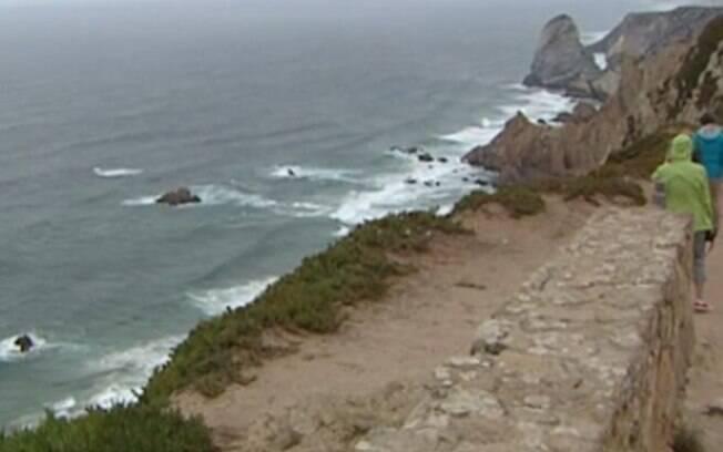 Após o crime, Andreas Christer deixou a residência e seguiu para o Cabo da Roca, ponto turístico de Lisboa, de onde se atirou de um penhasco