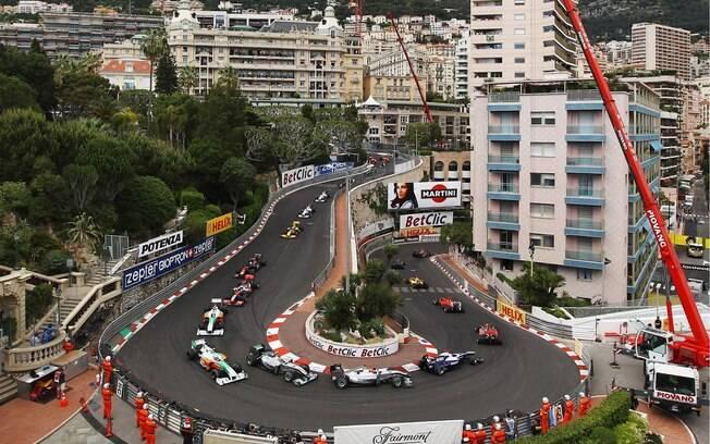 GP de Mônaco e todo seu glamour