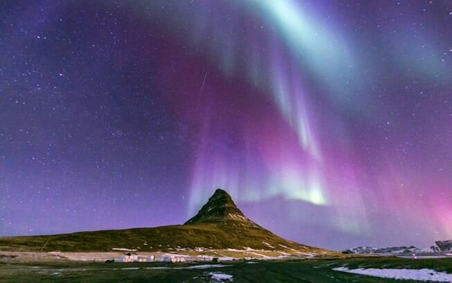 A Islândia é um dos lugares favoritos para a