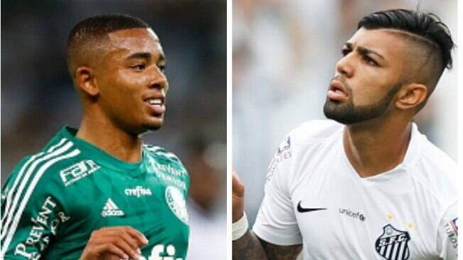 Copa do Brasil:  Siga final inédita Santos x Palmeiras