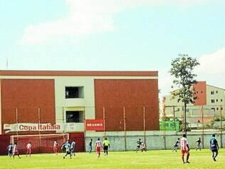 Campo do Frigoarnaldo.    Estádio receberá mais uma decisão municipal neste domingo (8), às 10h