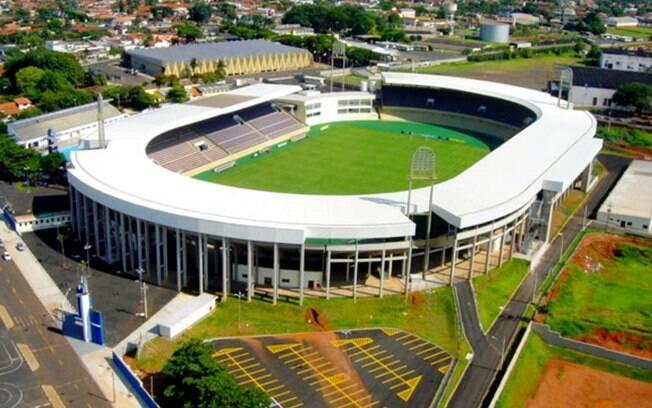 Arena da Fonte Luminosa%2C em Araraquara