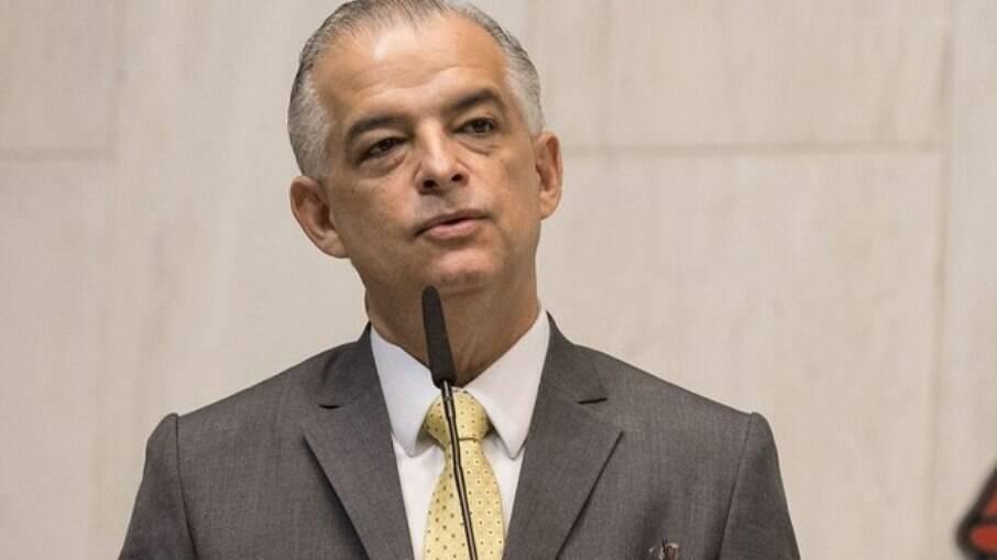 Ex-governador de SP, Márcio França