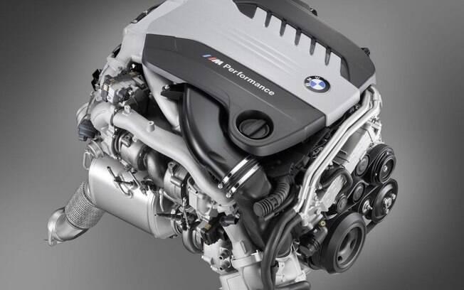 BMW Diesel Tri-Turbo