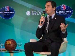 Filho do ex-presidente Fernando Collor, Arnon de Melo comanda as operações da NBA no Brasil