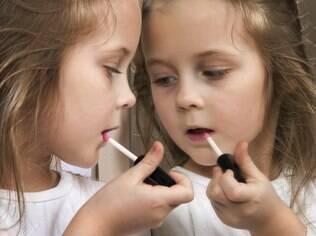 Imagem: crianças estão mais vulneráveis sobre aparência do próprio corpo