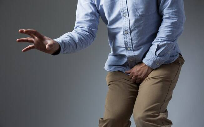 A dor ao fazer xixi e ejacular era causada por uma bala alojada na bexiga do homem desde 1990