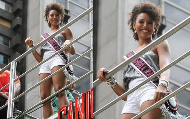 Sheron Menezes: Miss Simpatia