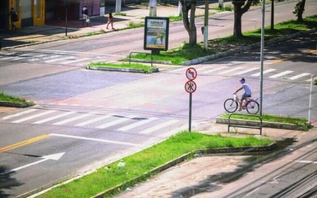 Lockdown vai seguir até o próximo dia 24 em dez cidades do Pará