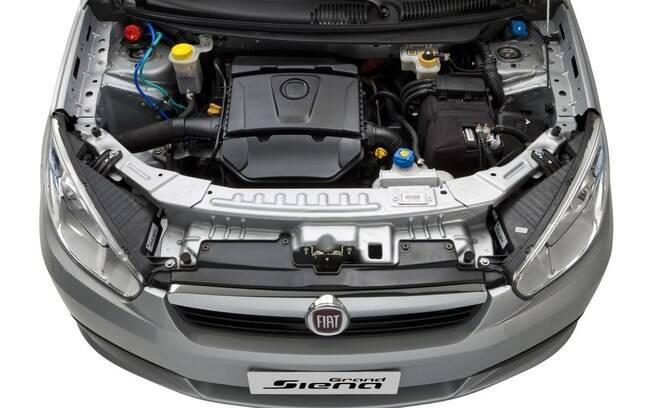 Motor 1.0 Fire Evo 1,0: nível de eficiência abaixo do ideal, principalmente quando assunto é desempenho