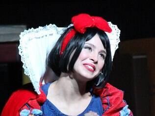 Atração.  'Branca de Neve' será encenada no Metropolitan no sábado