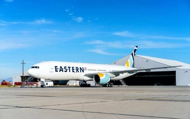 Eastern Airlines planeja operar voos exclusivamente cargueiros