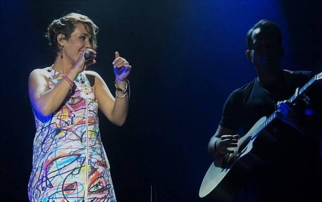 Zaz mistura música francesa com gypsy jazz