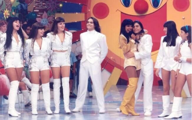 Show Maravilha foi apresentado de 1987 a 1994