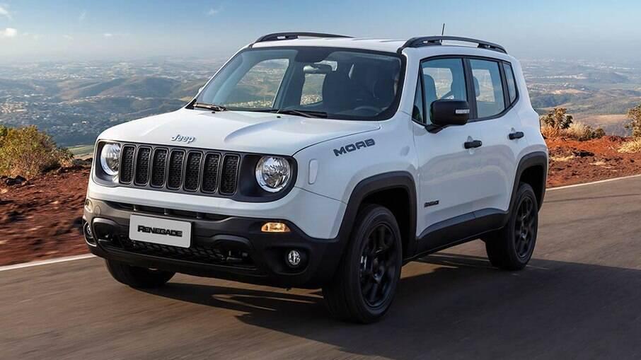 Jeep Renegade somou 12.925 emplacamentos nos primeiros dois meses do ano, de acordo com balanço da Fenabrave