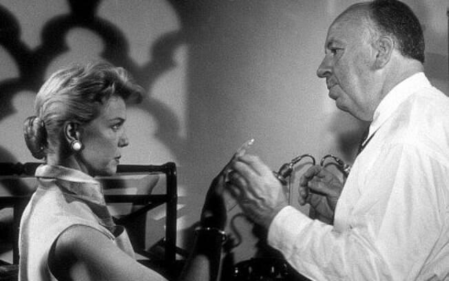 Doris Day foi dirigida por Alfred Hitchcock em