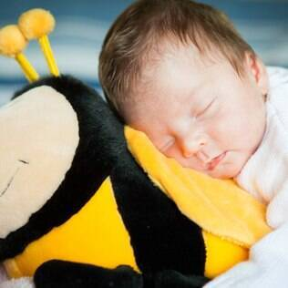 Ensaios celebram a vida do bebê mês a mês