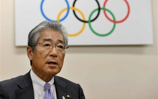 Tsunekazu Takeda deixará o cargo faltando quase um ano para o início das Olimpíadas
