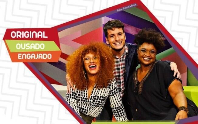 Estação Plural é o primeiro programa de entrevistas LGBT da TV aberta brasileira