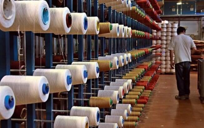 confecção máquina de costura