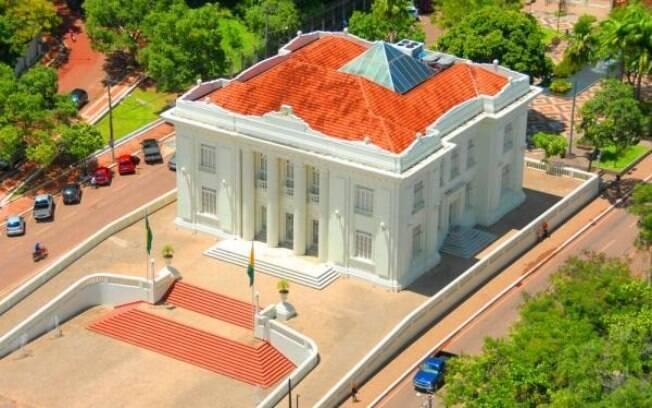 Governador do Acre, Gladson Cameli assumirá em 5 de janeiro no Palácio Rio Branco