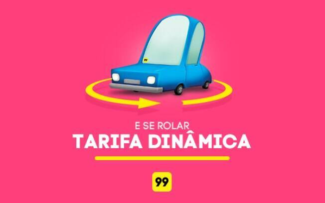 Antes criticada pela empresa, tarifa dinâmica agora fará parte da estratégia da 99