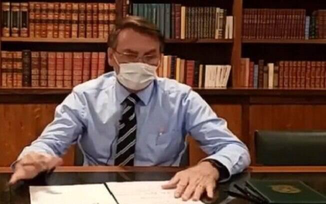 Bolsonaro vai fazer novo teste de coronavírus nesta terça-feira ...