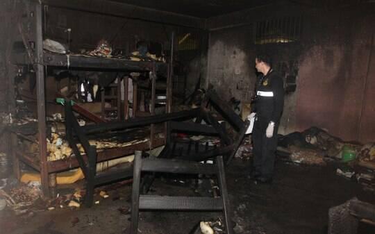 Seis detentos morrem em incêndio provocado durante rebelião em presídio no Pará - Pará - iG