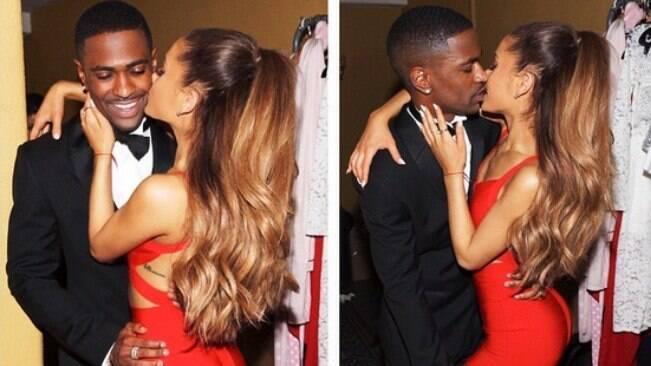 Ariana Grande e Big Sean: amor no Instagram