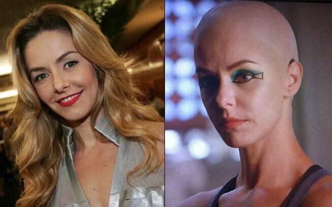 Bianca Rinaldi: transformação para nova personagem