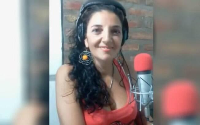 Claudia Vásquez foi agredida durante transmissão ao vivo