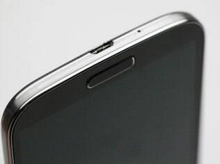 Galaxy S4 tem acabamento em plástico