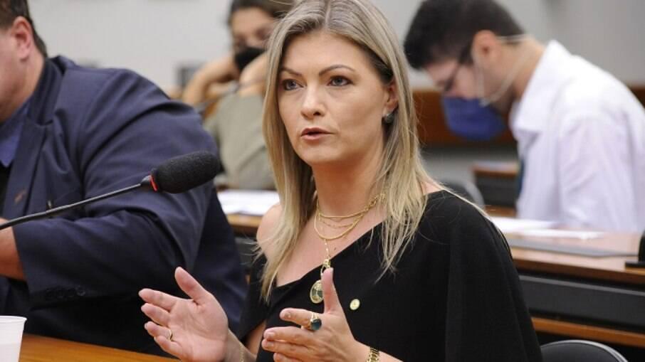 Deputada federal Aline Sleutjes (PSL-PR)