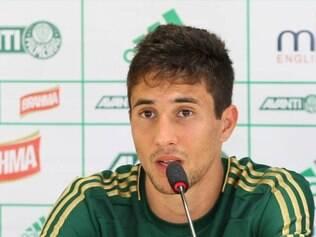 Ryder se transferiu novo para a Europa e terá que se readaptar ao futebol brasileiro