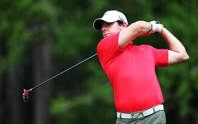 7º) Rory McIlroy - golfista