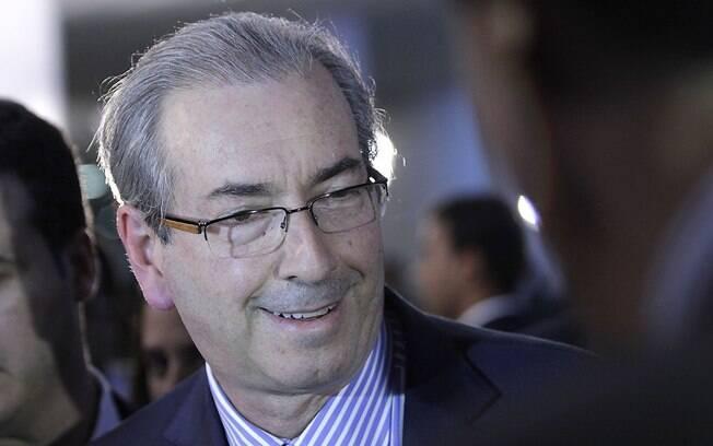 """Cunha nega autoria de pauta bomba contra Planalto: """"eu nem voto"""""""