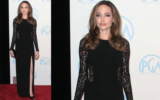 Angelina Jolie: nomeada cidadã de honra de Sarajevo