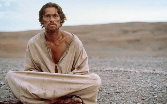 'A Última Tentação de Cristo' (1988), de Martin Scorsese, foi banido em vários países por cenas polêmicas. Foto: Divulgação