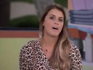 Angela diz que devia ter votado em Marcelo