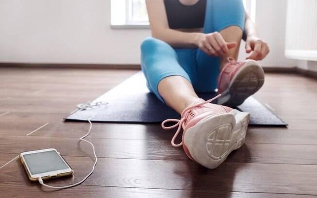 """Dicas para acabar com o sedentarismo: """"Respeite seus limites e comece devagar até conseguir mais condicionamento físico"""""""