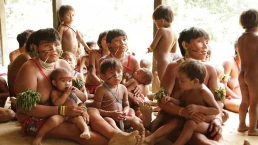 Ministério investiga morte de 9 crianças Ianomâmis por Covid-19