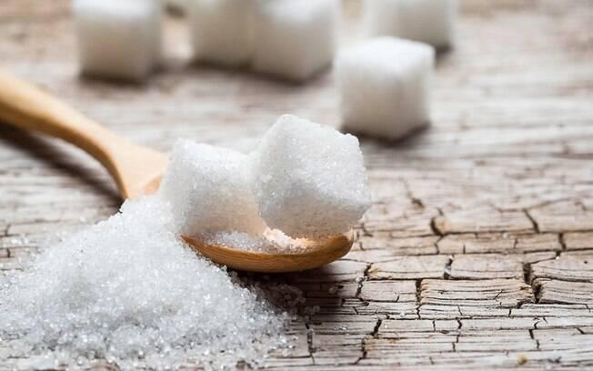 O estudo também quebra o mito de que a ingestão de alimentos açucarados  são um combustível rápido de energia
