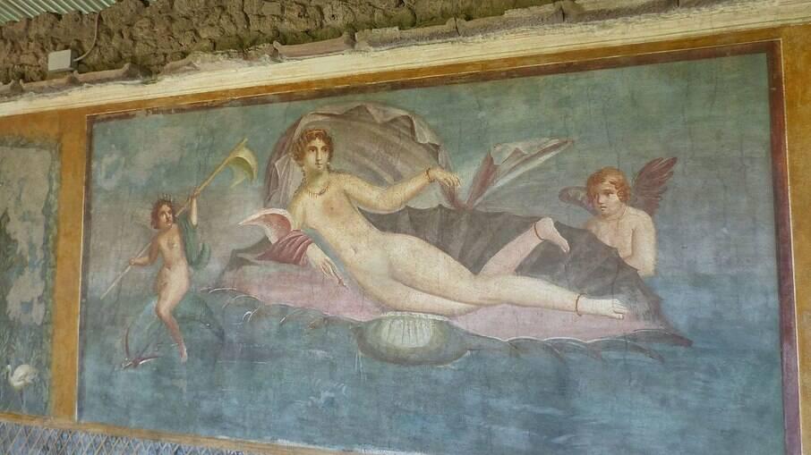 Casa de la Venus en la concha