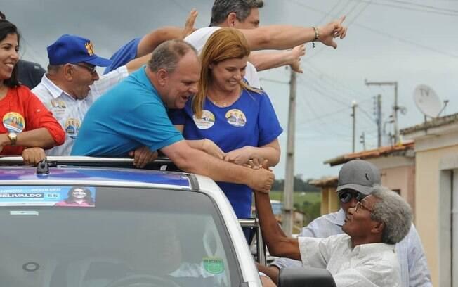 Belivaldo Chagas é reeleito governador do Sergipe com 64,72% dos votos válidos