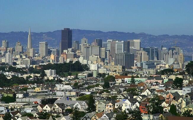 San Francisco está na California, estado norte-americano que pode mudar a relação entre a Uber e os motoristas e influenciar o resto do mundo