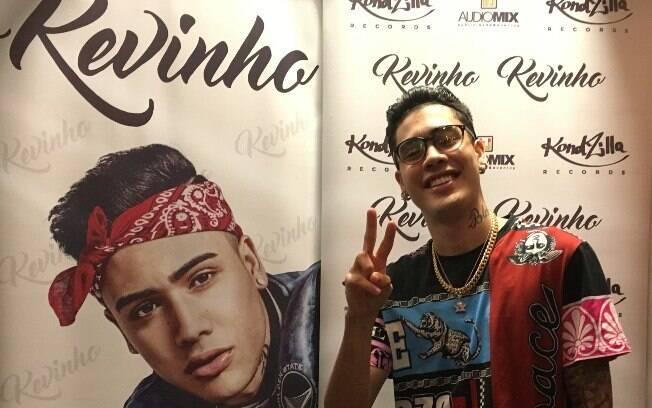 Kevinho foi a atração que representou o funk no VillaMix Festival São Paulo