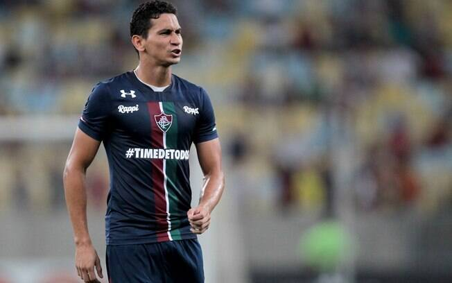 Paulo Henrique Ganso no Fluminense