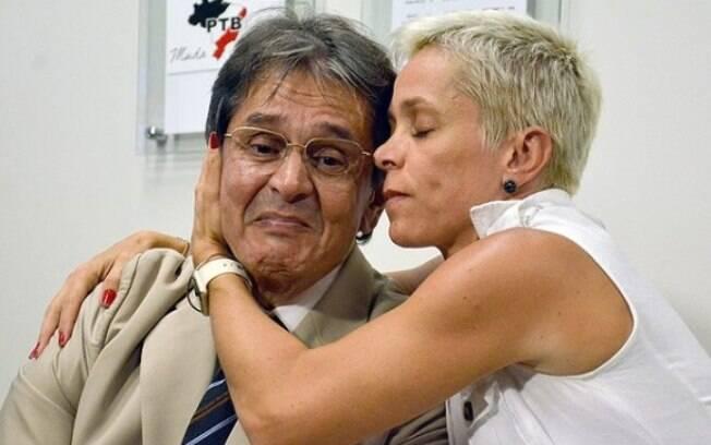 Fachin autorizou a deputada federal Cristiane Brasil (PTB-RJ) a visitar seu pai, Roberto Jefferson, neste domingo