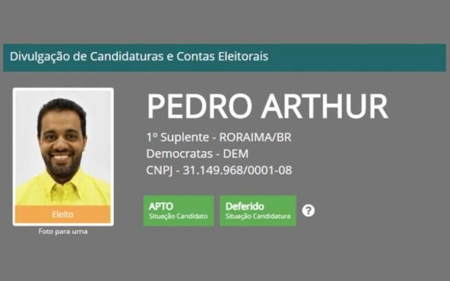 Filho Chico Rodrigues pode assumir vaga do pai no Senado